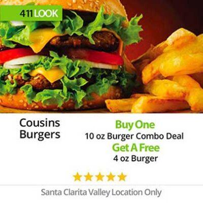 Cousins Burgers