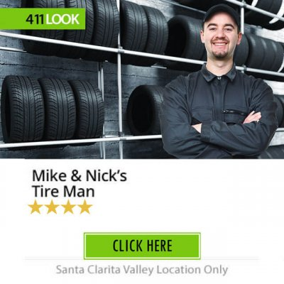 Mike & Nick's Tire Man