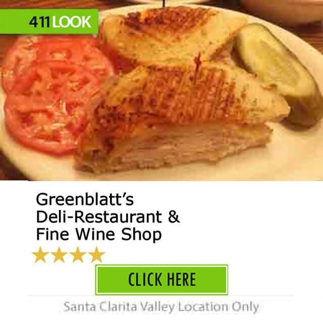 Greenblatt's Deli-Restaurant & Fine Wine Shop