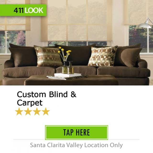 Custom Blind & Carpet