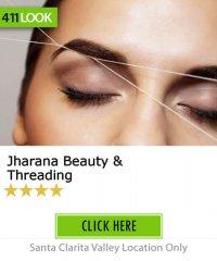 Jharana Beauty & Threading